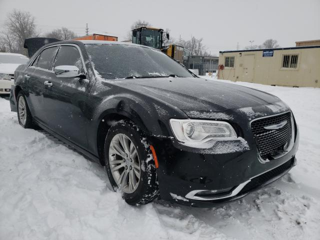 Salvage cars for sale from Copart Bridgeton, MO: 2016 Chrysler 300C