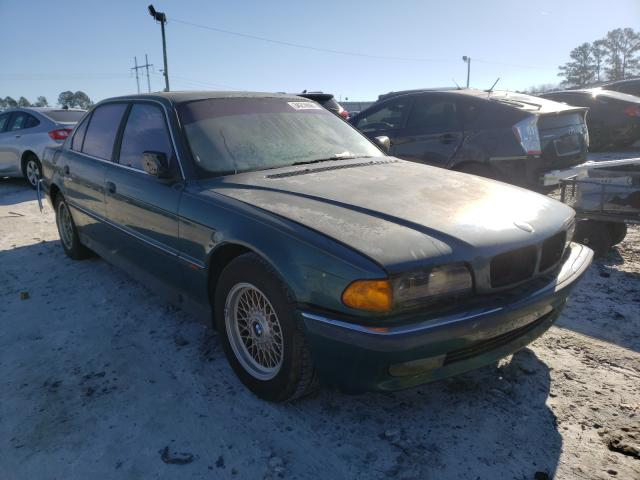 Salvage cars for sale from Copart Loganville, GA: 1997 BMW 740 IL