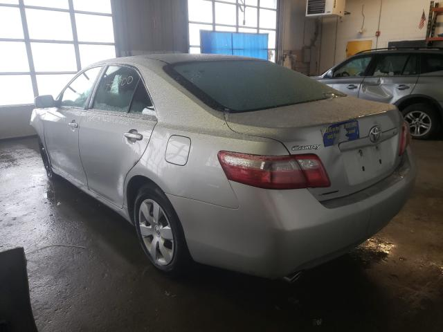 2007 TOYOTA CAMRY LE - Right Front View