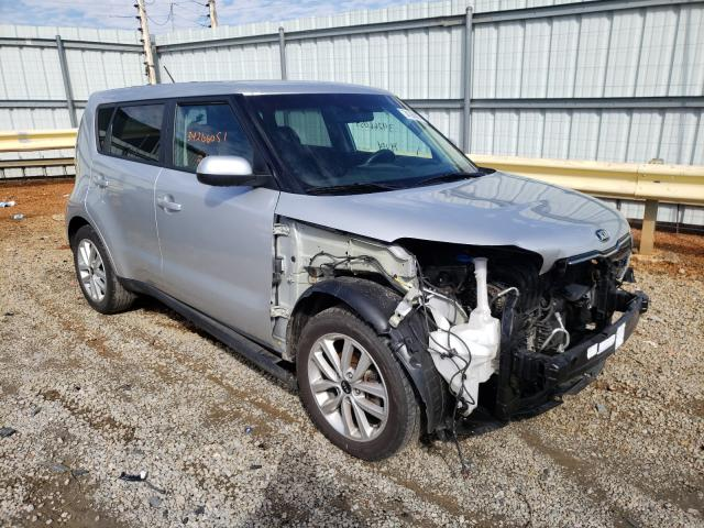 Salvage cars for sale from Copart Chatham, VA: 2018 KIA Soul +