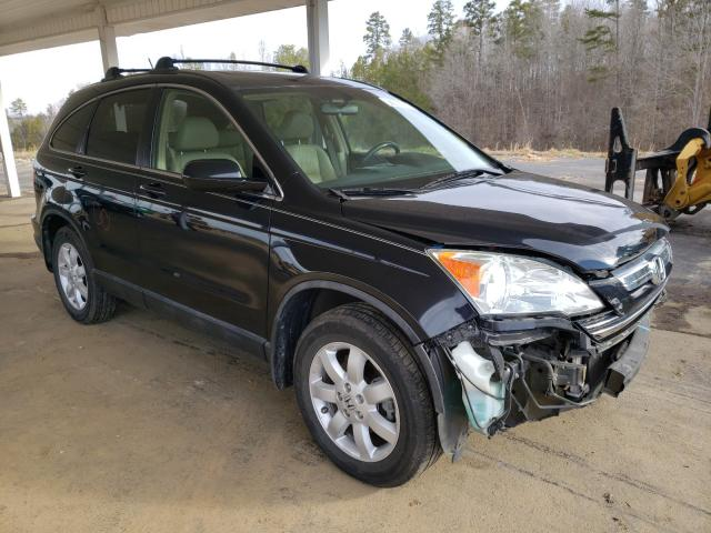 Salvage cars for sale from Copart Concord, NC: 2008 Honda CR-V EXL