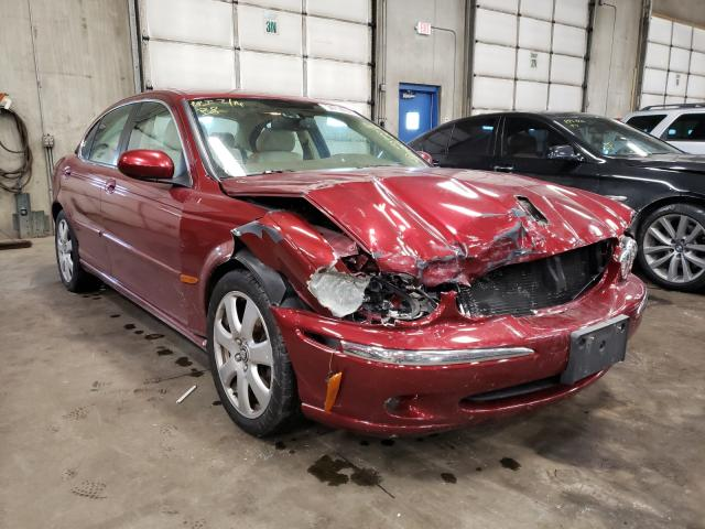 Jaguar salvage cars for sale: 2006 Jaguar X-TYPE 3.0