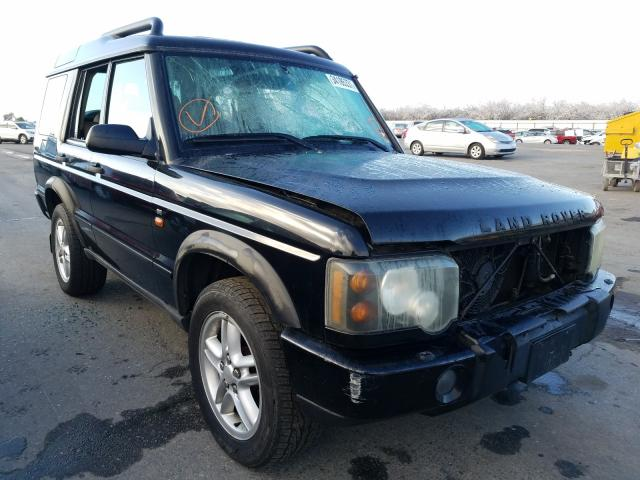 Land Rover Discovery salvage cars for sale: 2004 Land Rover Discovery