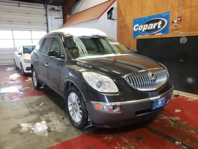 Salvage cars for sale from Copart Angola, NY: 2011 Buick Enclave CX