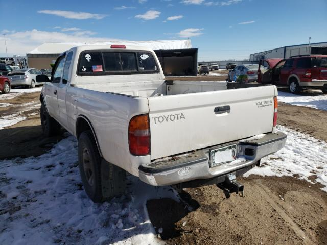 1999 TOYOTA TACOMA XTR - Right Front View