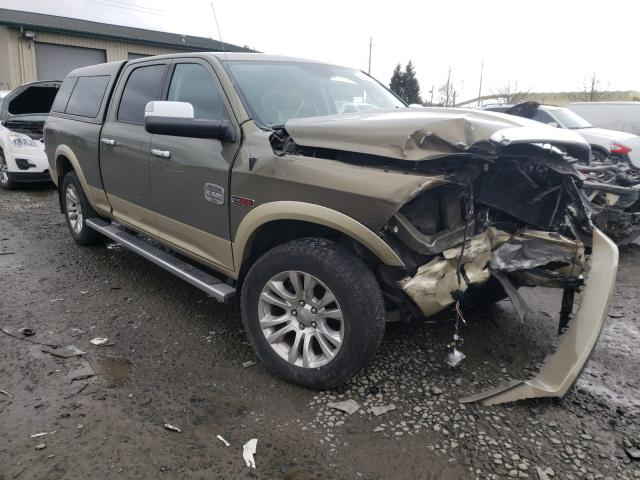 Salvage cars for sale from Copart Eugene, OR: 2015 Dodge RAM 1500 Longh