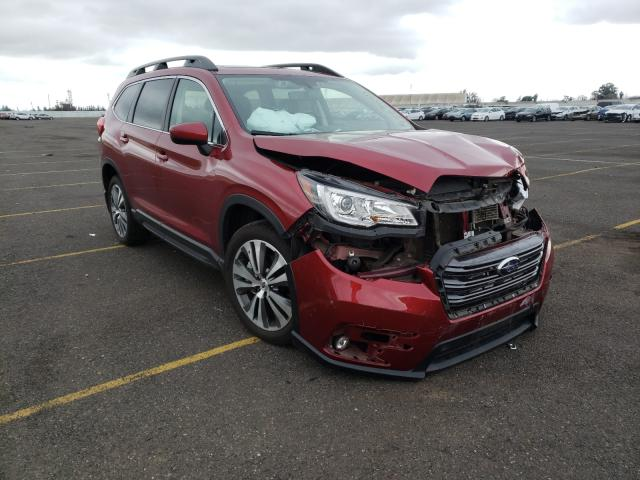 Subaru salvage cars for sale: 2019 Subaru Ascent PRE