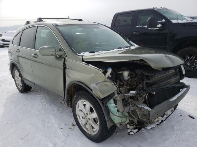 Salvage cars for sale from Copart Helena, MT: 2008 Honda CR-V EXL