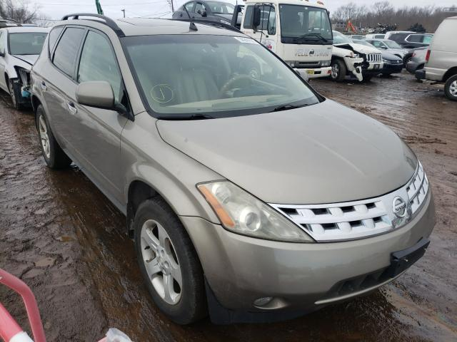 Nissan Murano salvage cars for sale: 2004 Nissan Murano
