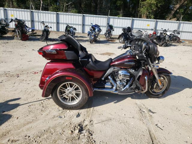 Salvage cars for sale from Copart Ocala, FL: 2014 Harley-Davidson Flhtcutg T