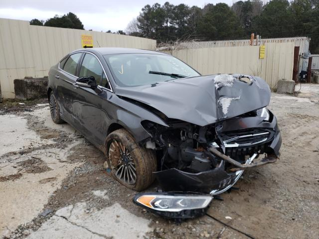 2018 Ford Fusion Titanium for sale in Austell, GA