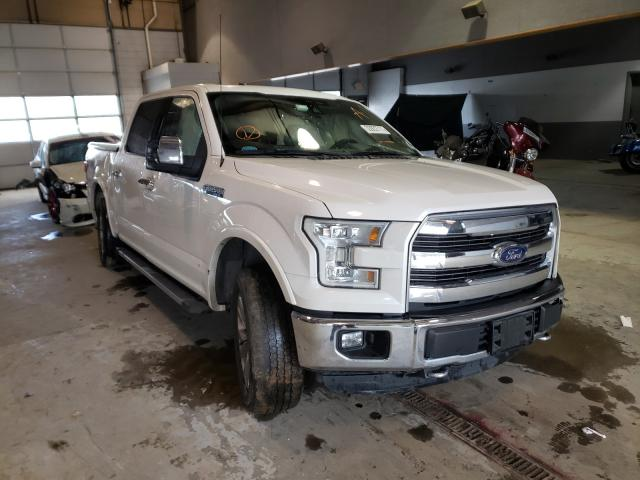 Ford Vehiculos salvage en venta: 2015 Ford F150 Super