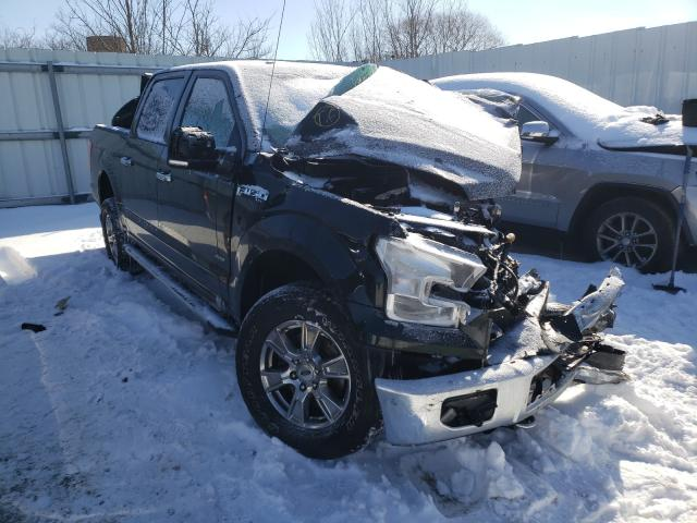 Vehiculos salvage en venta de Copart Columbia Station, OH: 2015 Ford F150 Super