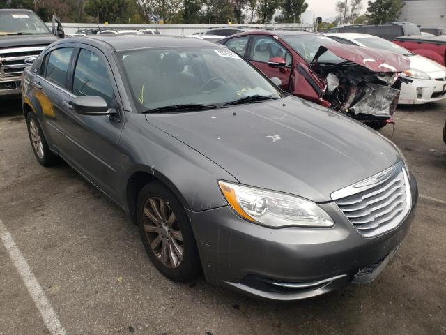 2012 CHRYSLER 200 TOURIN 1C3CCBBB3CN191634