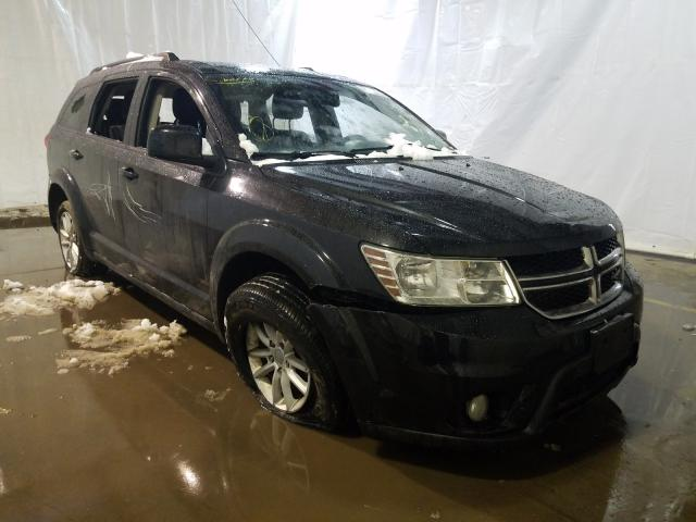 2013 DODGE JOURNEY SX - Other View