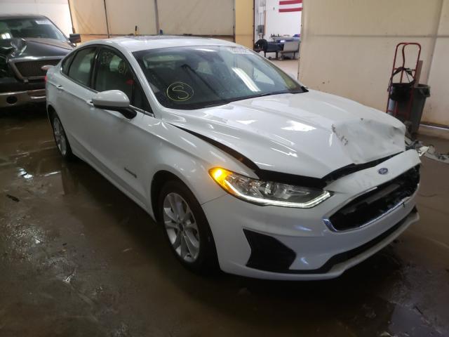 Carros híbridos a la venta en subasta: 2019 Ford Fusion SE