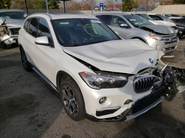 Salvage cars for sale from Copart San Diego, CA: 2018 BMW X1 XDRIVE2