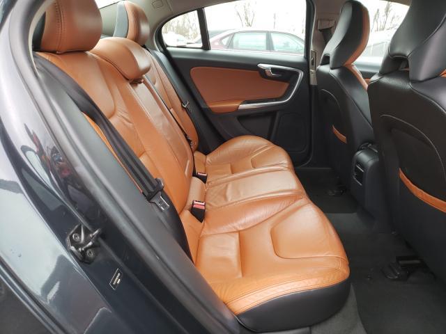 2012 VOLVO S60 T5 YV1622FSXC2141329