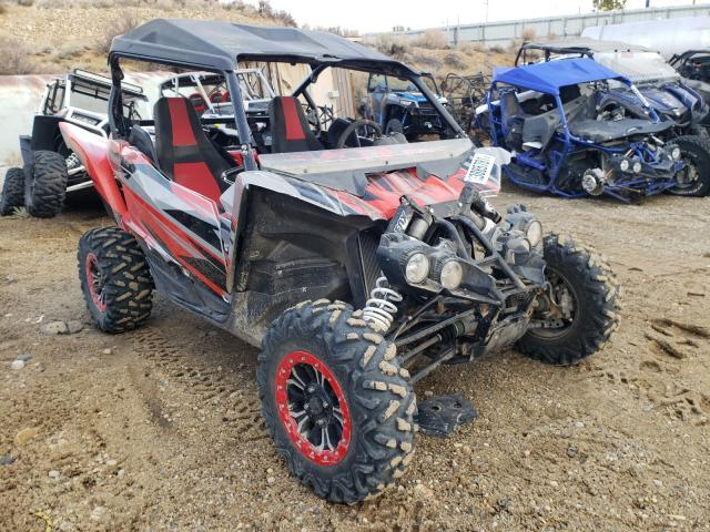 Salvage cars for sale from Copart Reno, NV: 2016 Yamaha YXZ1000 SE