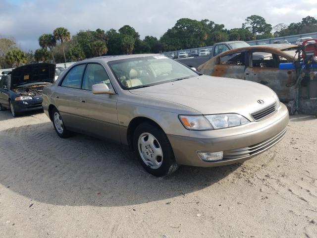 2000 Lexus ES 300 en venta en Fort Pierce, FL