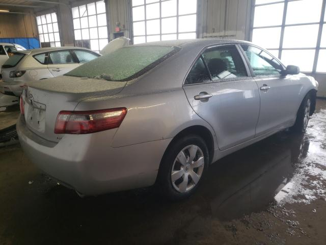 2007 TOYOTA CAMRY LE - Right Rear View