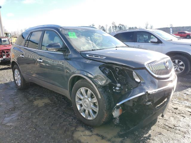 Salvage cars for sale from Copart Spartanburg, SC: 2011 Buick Enclave CX