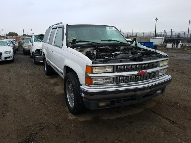 1999 Chevrolet Suburban K for sale in San Martin, CA