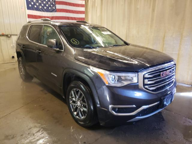 Salvage cars for sale from Copart Avon, MN: 2017 GMC Acadia SLT