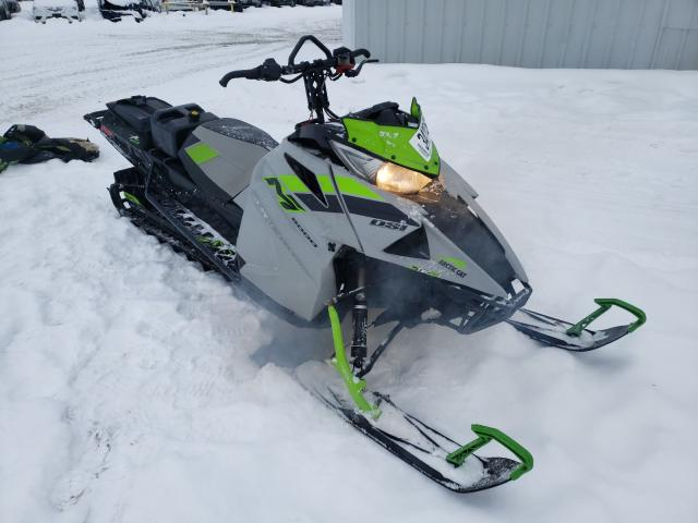Arctic Cat Snowmobile salvage cars for sale: 2018 Arctic Cat Snowmobile