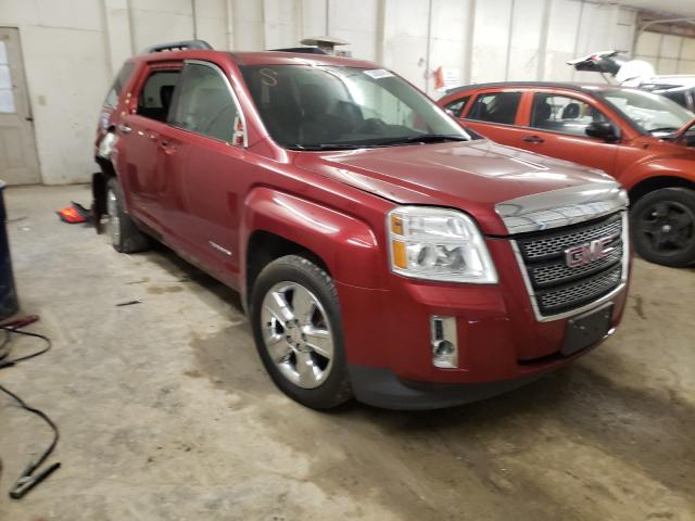 Salvage cars for sale from Copart Madisonville, TN: 2015 GMC Terrain SL