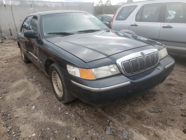 Salvage cars for sale from Copart Gaston, SC: 1998 Mercury Grand Marq