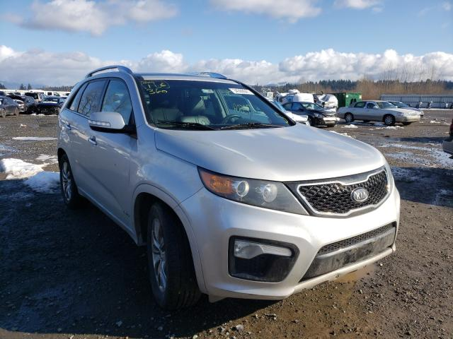 2013 KIA Sorento SX for sale in Arlington, WA