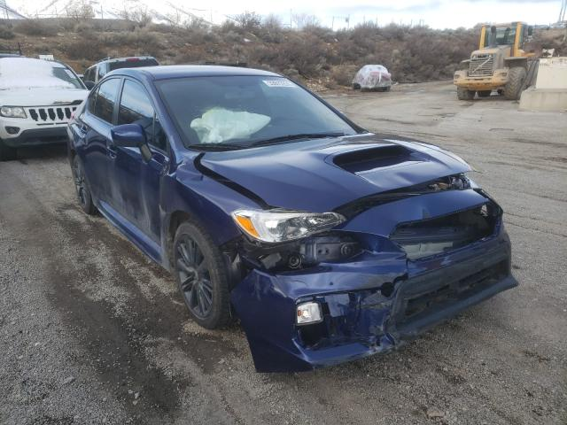 Salvage cars for sale from Copart Reno, NV: 2020 Subaru WRX