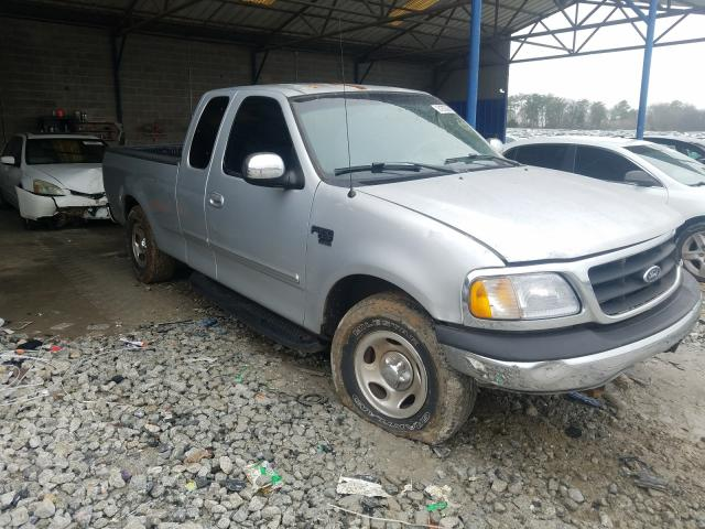 Salvage cars for sale from Copart Cartersville, GA: 2001 Ford F150