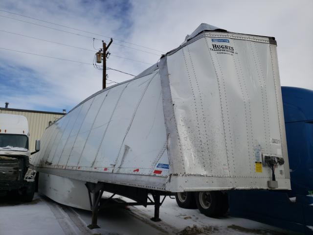 Stoughton salvage cars for sale: 2018 Stoughton Trailer