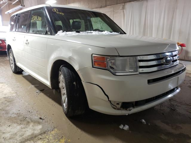 Salvage cars for sale from Copart Indianapolis, IN: 2010 Ford Flex SE