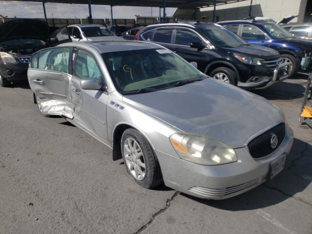 Salvage cars for sale from Copart Anthony, TX: 2008 Buick Lucerne CX