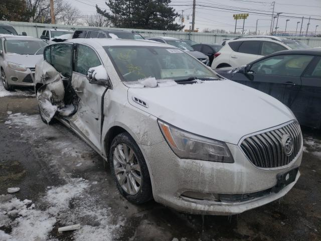 Salvage cars for sale from Copart Moraine, OH: 2014 Buick Lacrosse