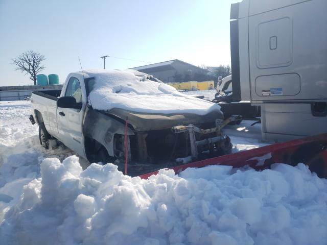 Salvage cars for sale from Copart Elgin, IL: 2014 Chevrolet Silverado