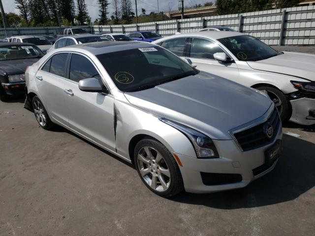Cadillac ATS salvage cars for sale: 2013 Cadillac ATS