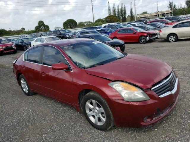 Salvage 2008 NISSAN ALTIMA - Small image. Lot 34498981