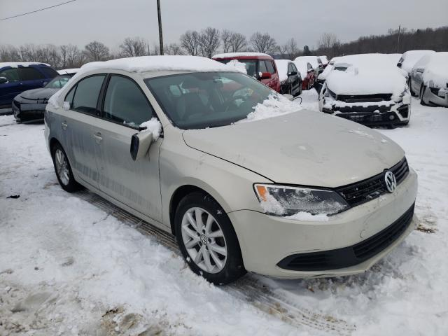 Salvage cars for sale from Copart Lawrenceburg, KY: 2011 Volkswagen Jetta SE