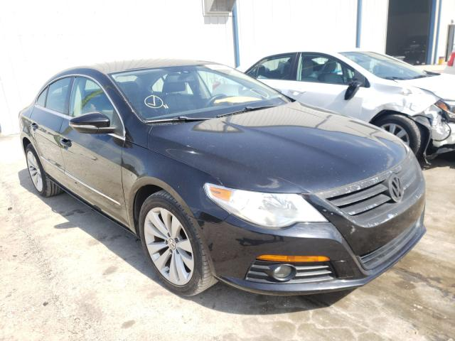 Salvage 2009 VOLKSWAGEN CC - Small image. Lot 34454871