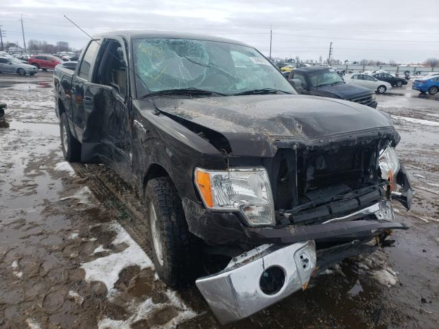 Salvage cars for sale from Copart Nampa, ID: 2013 Ford F150 Super