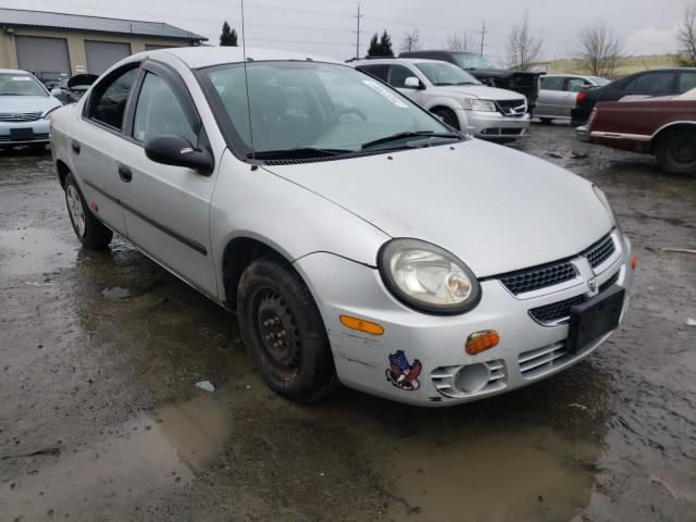 Dodge Neon salvage cars for sale: 2003 Dodge Neon
