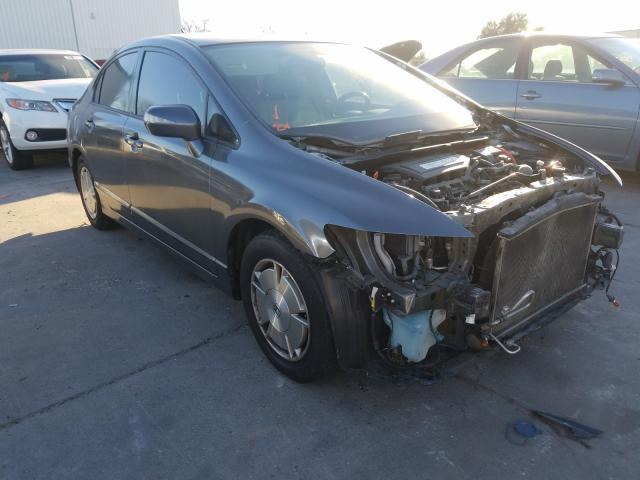2011 HONDA CIVIC HYBR JHMFA3F20BS000538