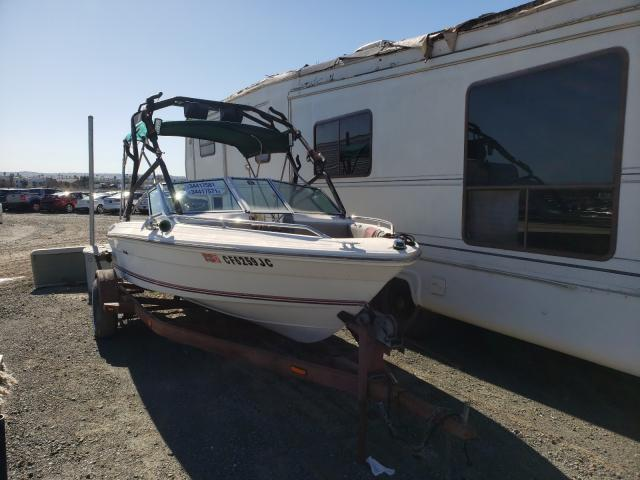 Sea Ray salvage cars for sale: 1985 Sea Ray Boat 16FT