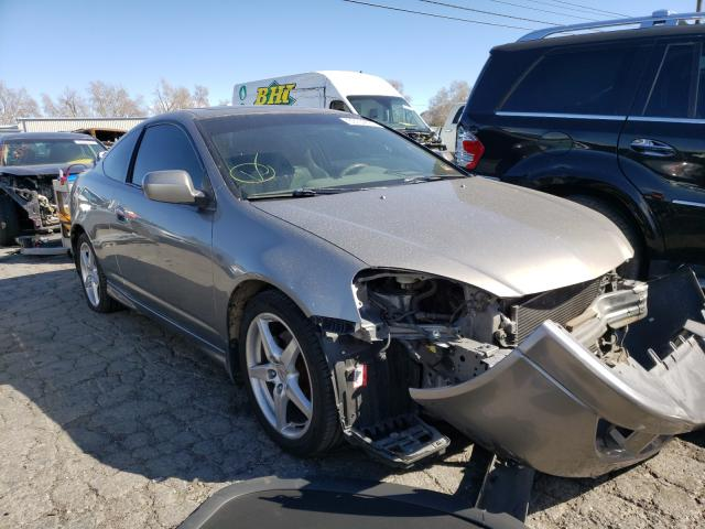 Salvage cars for sale from Copart Colton, CA: 2005 Acura RSX TYPE-S
