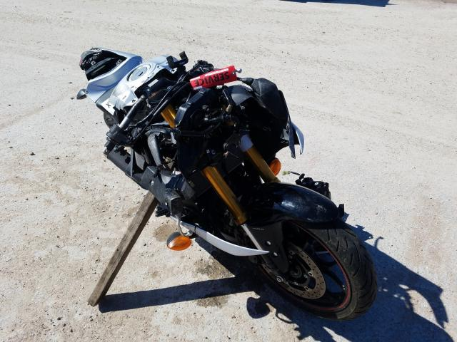Salvage cars for sale from Copart Houston, TX: 2020 Yamaha YZFR3 A