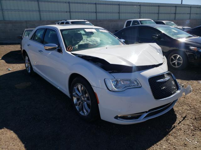 Salvage cars for sale from Copart Albuquerque, NM: 2020 Chrysler 300 Limited